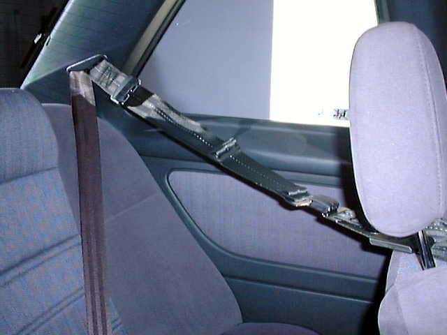 Schroth Rallye-3 Harness